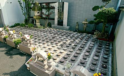 第一蓮華墓地