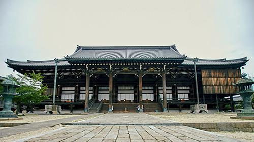 真宗高田派 本山 専修寺